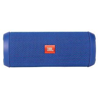 JBL Flip 4 Waterproof Bluetooth Speaker - Blue