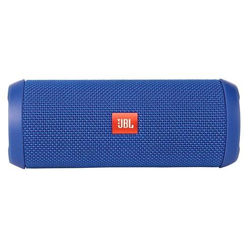 JBL Flip 4 Waterproof Bluetooth Speaker - Blue - image 1 of 7