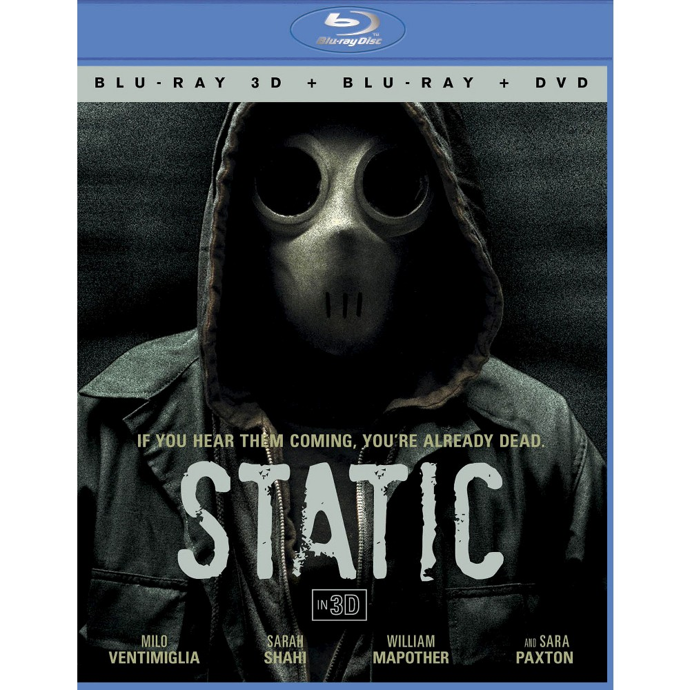 Static (Bd/Dvd Combo) (Blu-ray)