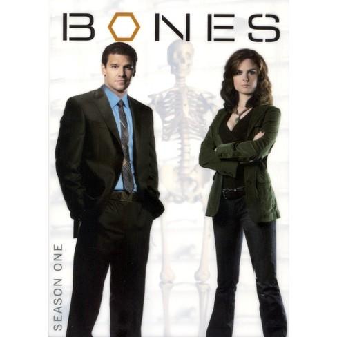 Bones: Season One (4 Discs) (dvd_video) - image 1 of 1