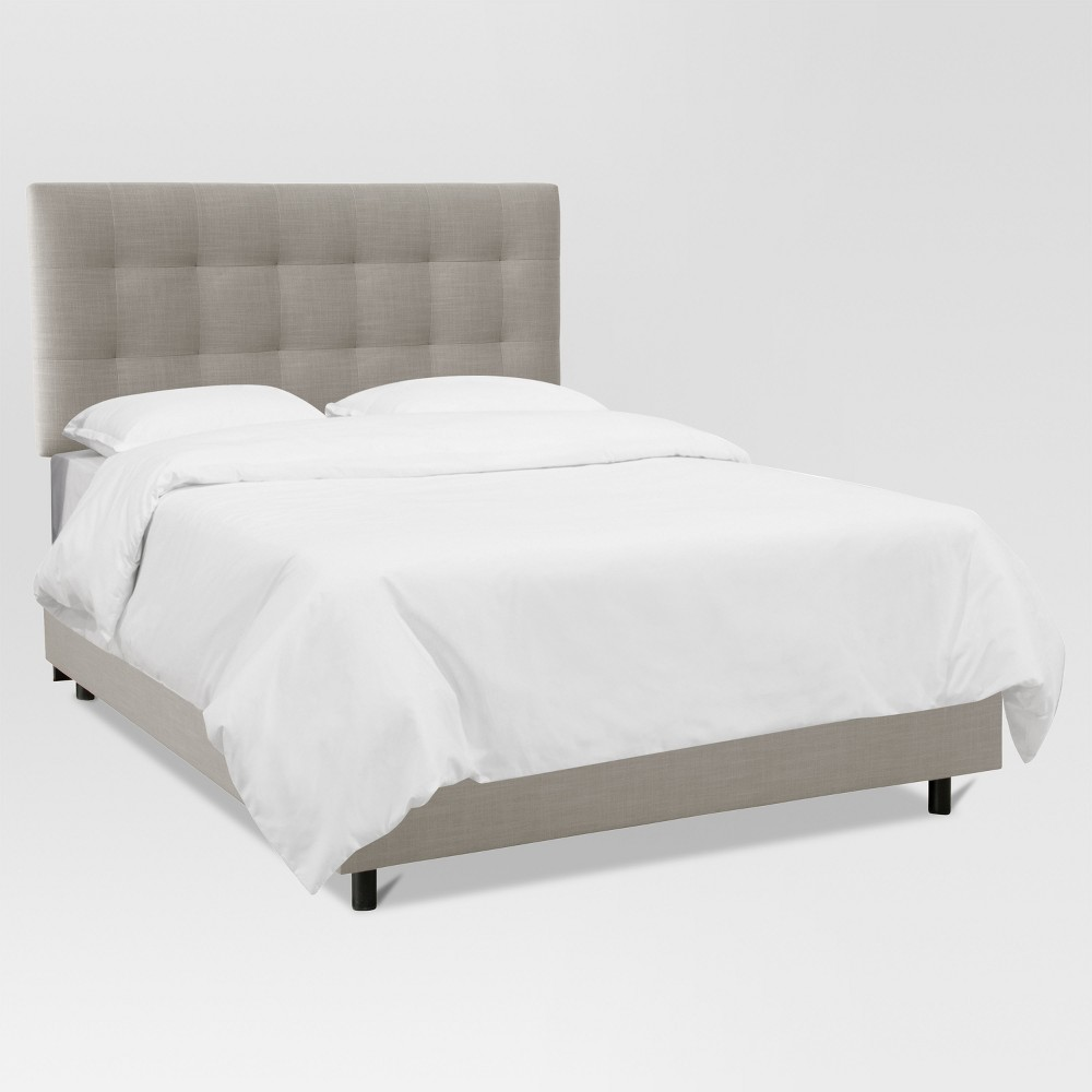 Siegel Twin Pull Tufted Bed Linen Putty - Project 62