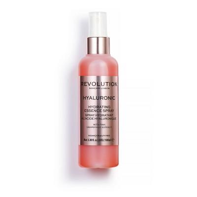 Makeup Revolution Skincare Hyaluronic Essence Spray - 3.38 fl oz