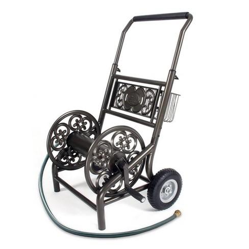 Liberty Garden 301 2 Wheel Outdoor Garden Water Hose Reel Storage Holder & Cart - image 1 of 4