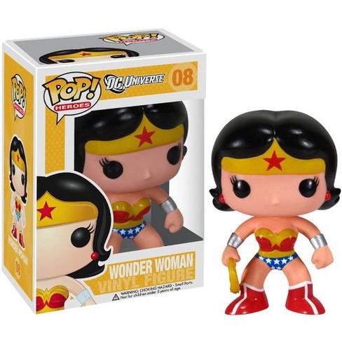 b08a12eed7d Funko POP! Heroes DC Universe Wonder Woman Vinyl Figure   Target