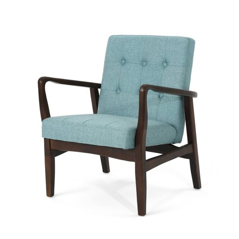Marcola Mid-Century Club Chair - Christopher Knight Home - image 1 of 4