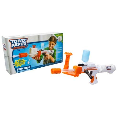 Jakks Pacific Toilet Paper Skid Shot Toy Blaster - image 1 of 4