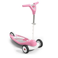 Radio Flyer Grow with Me My 1st 3 Wheel Scooter - Pink Sparkle