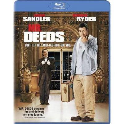 Mr. Deeds (Blu-ray)(2011)