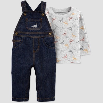 Baby Boys' Dino Top & Bottom Set - Just One You® made by carter's 3M