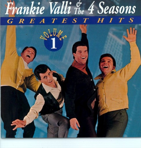 Frankie & fou valli - Greatest hits vol. 01 (CD) - image 1 of 6