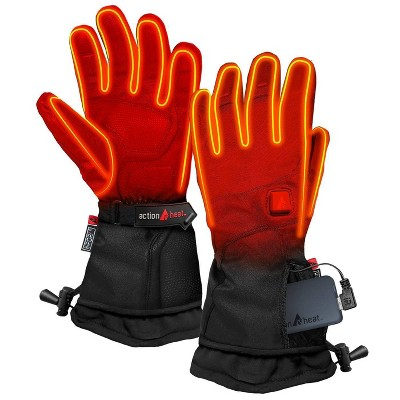 ActionHeat 5V Battery Heated Men's Premium Gloves