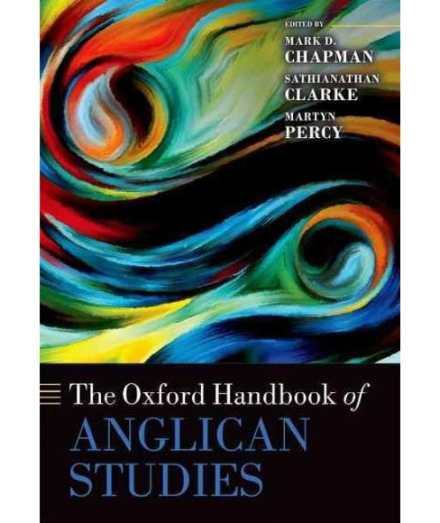 Oxford Handbook of Anglican Studies (Hardcover) - image 1 of 1