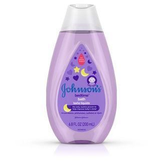 Johnsons Baby Bath Wash -6.8oz
