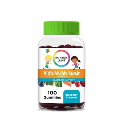 Rainbow Light Kid's Multivitamin Gummies - 100ct