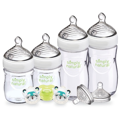 Nuk Simply Natural Bottle Gift Set 2pk - image 1 of 1