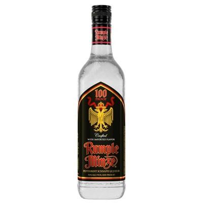 Rumple Minze Peppermint Schnapps - 750ml Bottle