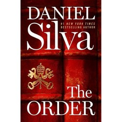 Unti Silva Novel 2020 - by Daniel Silva (Hardcover)