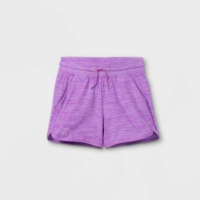 Girls' Soft Gym Shorts - All in Motion™