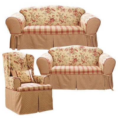 Wondrous Lexington Slipcover Collection Sure Fit Target Ncnpc Chair Design For Home Ncnpcorg
