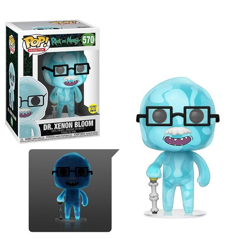 Funko Pop! Animation: Rick and Morty (S6)- Dr. Xenon Bloom Vinyl Figure - image 1 of 1