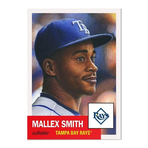 Topps Tampa Bay Rays #14 Mallex Smith MLB Topps Living Set Card - image 1 of 1