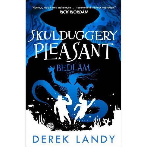 Bedlam - (Skulduggery Pleasant) by  Derek Landy (Paperback) - image 1 of 1