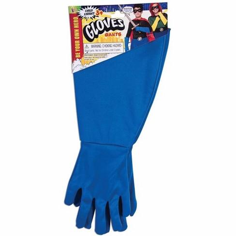 Forum Novelties Superhero Blue Gauntlet Costume Gloves Child