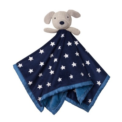 Security Blanket Dog & Stars XL - Cloud Island™ Blue