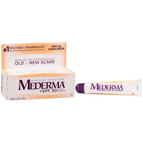 Mederma Cream With Spf 30 Treatment 20g Target