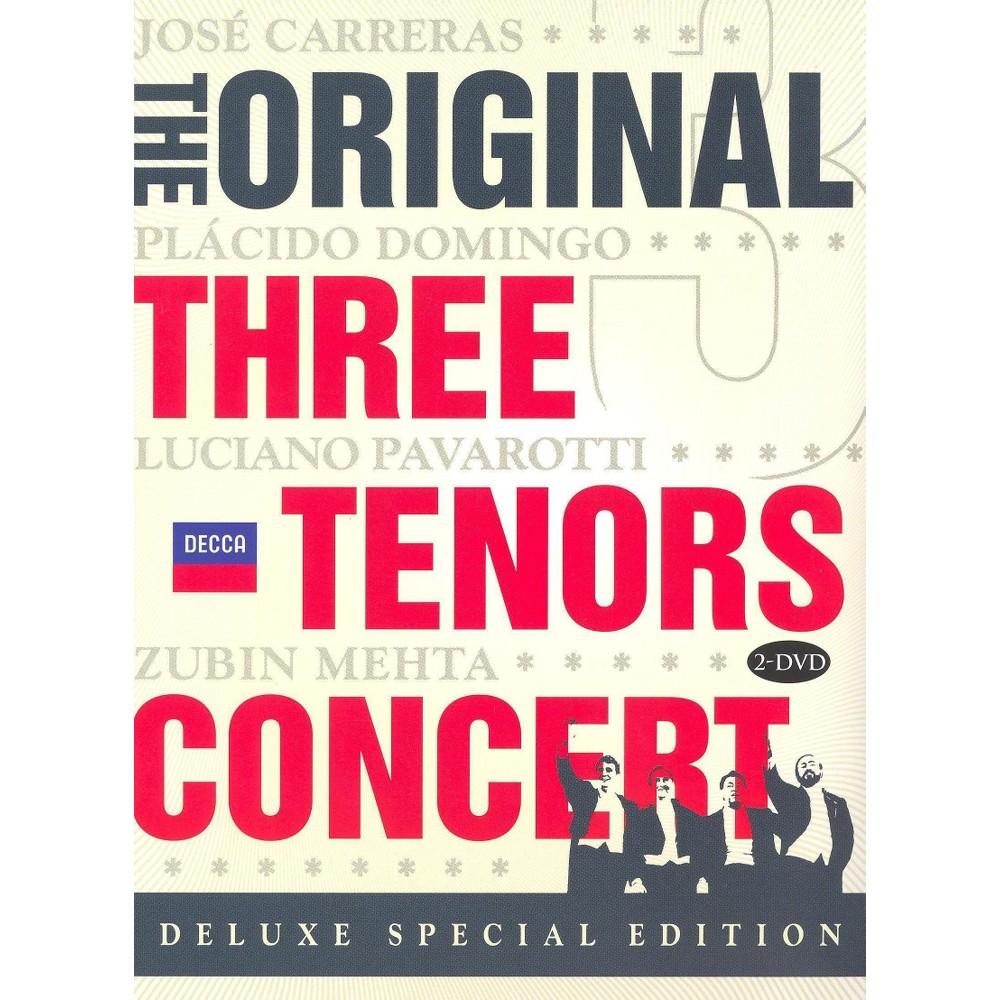 Original Three Tenors Concert (Dvd)