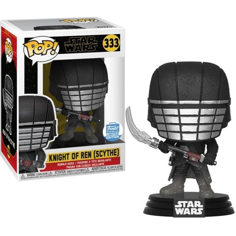 Funko The Rise Of Skywalker Pop Star Wars Knight Of Ren Vinyl Figure 333 Scythe Target