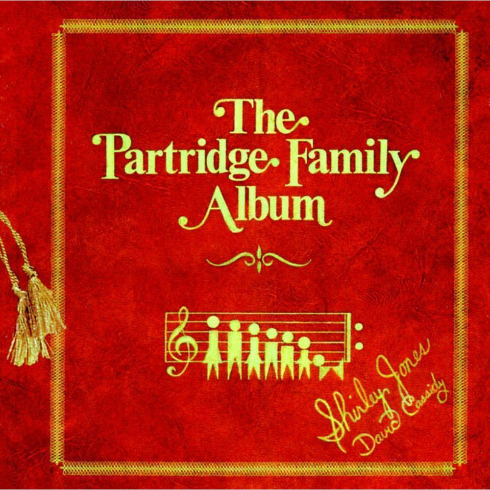 Partridge family - Partridge family album (CD)