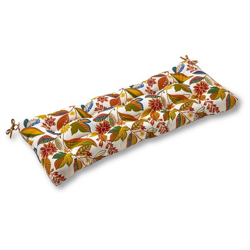 Esprit Floral Outdoor Swing and Bench Cushion - Kensington Garden - image 1 of 4