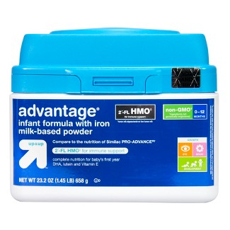Advantage HMO Infant Formula - 23.2oz - (Compare to Similac PRO-ADVANCE) - Up&Up™