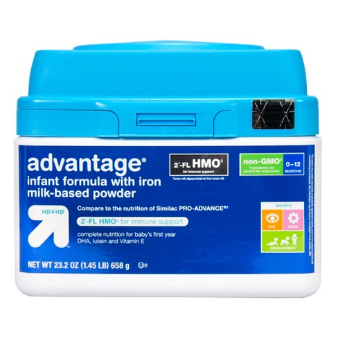 3da660edb Advantage HMO Infant Formula - 23.2oz - (Compare To Similac PRO ...