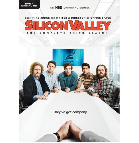 Silicon Valley: The Complete Third Season (DVD) - image 1 of 1