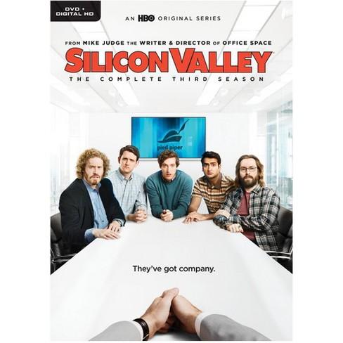 Silicon Valley The Complete Third Season Dvd
