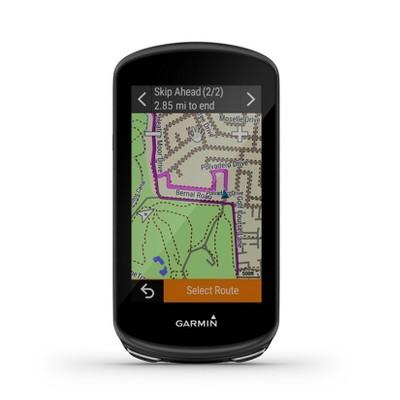 Garmin Edge 1030 Plus Advanced GPS Bike Computer - Black