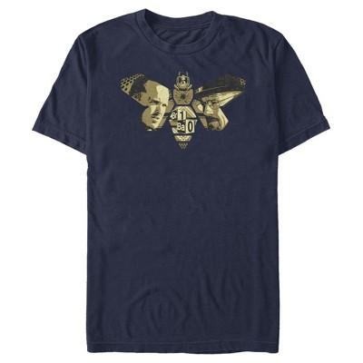 Men's Breaking Bad 10th Anniversaryen Moth Logo T-Shirt
