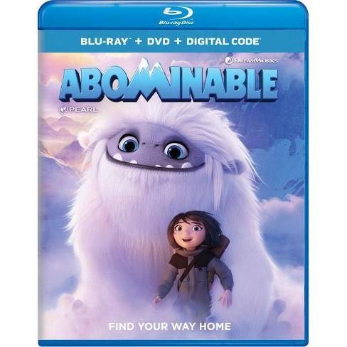 Abominable (Blu-Ray + DVD + Digital) - image 1 of 1