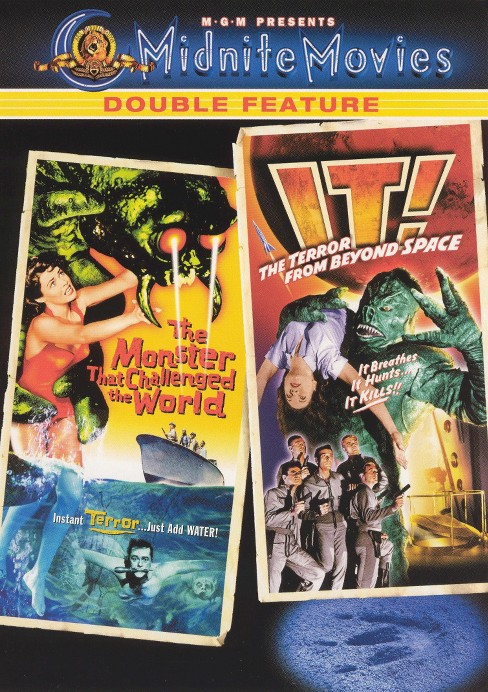 Monster that challenged the world/It (DVD) - image 1 of 1