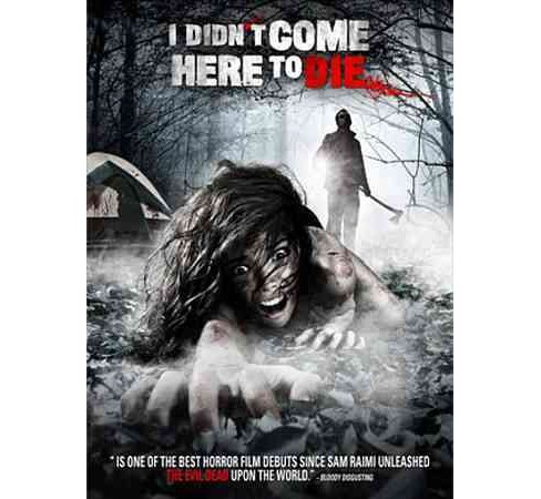 I didn't come here to die (DVD) - image 1 of 1