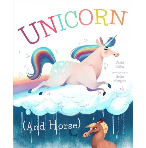 Unicorn (and Horse) -  by David Miles (Hardcover) - image 1 of 1