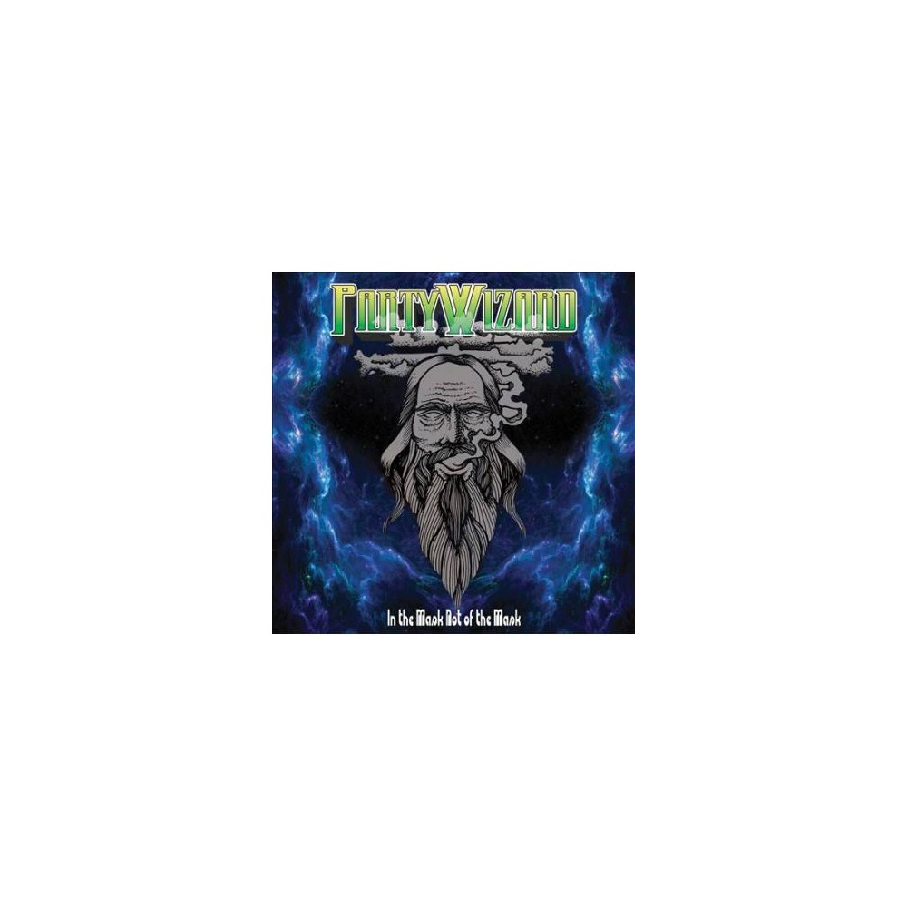 Partywizard - In The Mask Not Of The Mask (Vinyl)