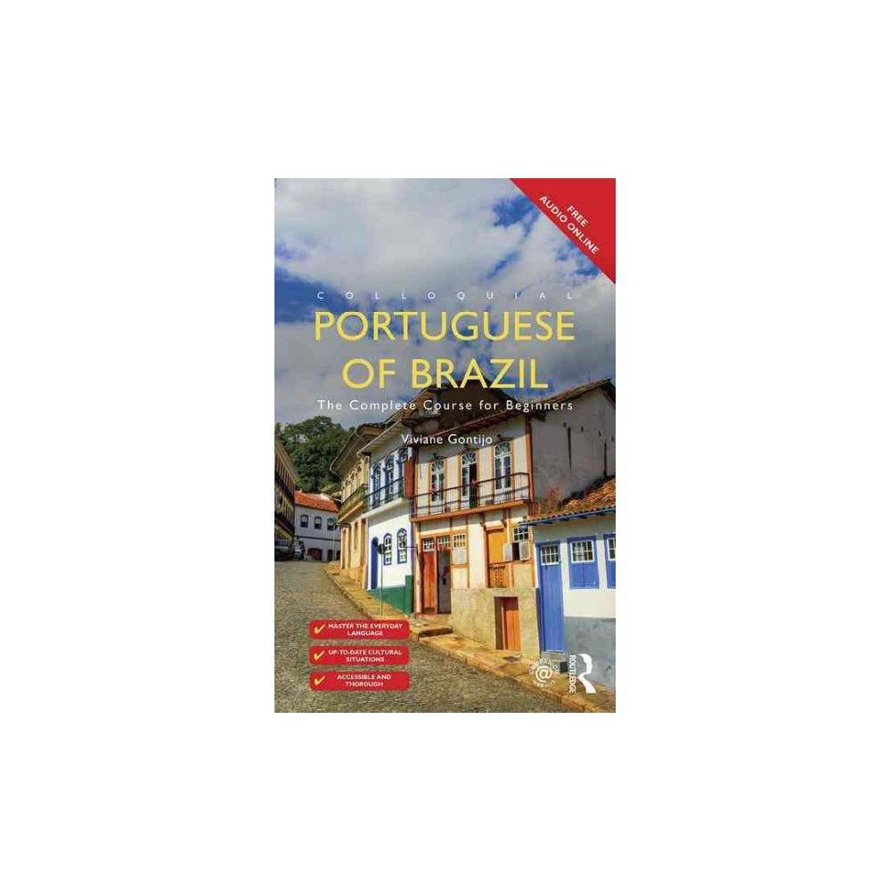 Colloquial Portuguese of Brazil : The Complete Course for Beginners - New (Paperback)
