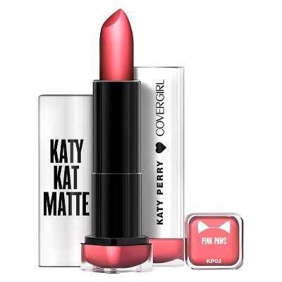 COVERGIRL® Katy Kat Matte Lipstick KP02 Pink Paws .12oz
