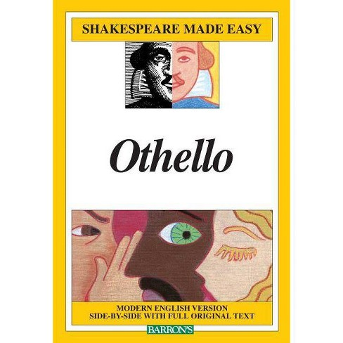 Othello - (Shakespeare Made Easy (Paperback)) by  William Shakespeare & Gayle Holste (Paperback) - image 1 of 1