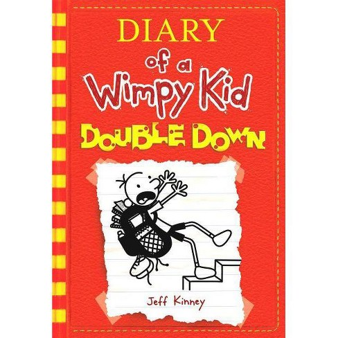 Diary of a Wimpy Kid: Double Down (Hardcover) by Jeff Kinney - image 1 of 1