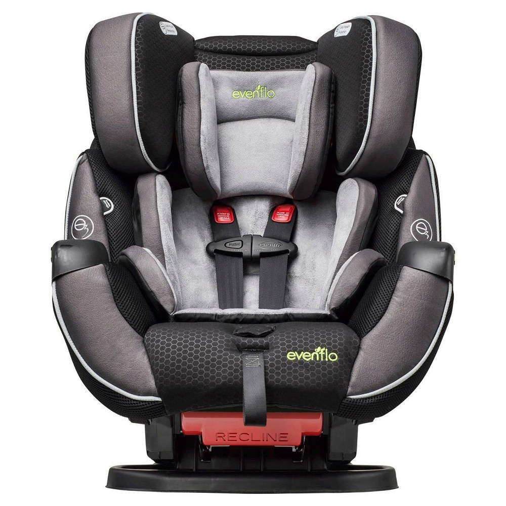 Evenflo Symphony Dlx 3-in-1 Convertible Car Seat - Paramount