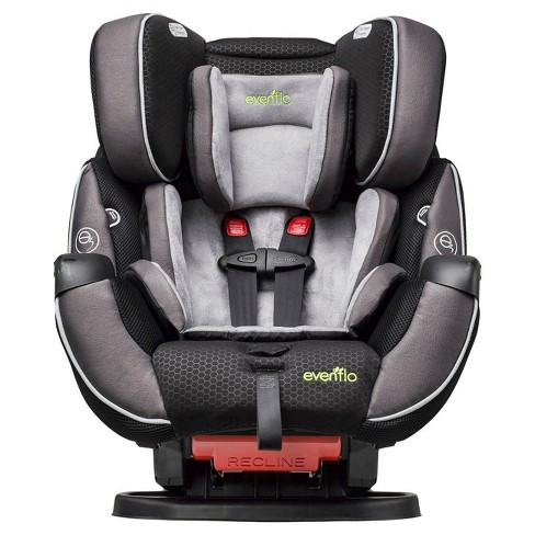 Evenflo Symphony Dlx 3 In 1 Convertible Car Seat Paramount Target